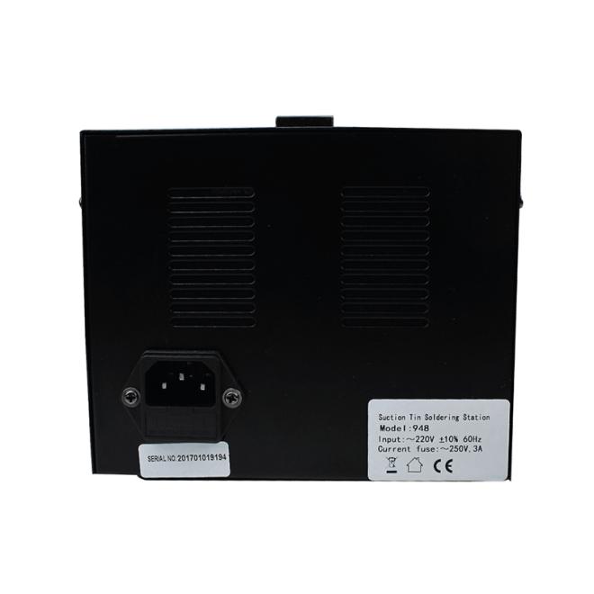 Sunline Digital Heat Regulated Vacuum Soldering Iron Station 948