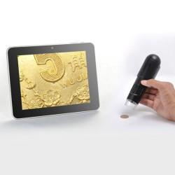 Sunline Dijital Mikroskop Wi-Fi / USB SL18-200X - Thumbnail