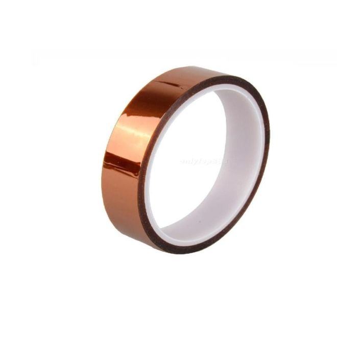 Sunline Polyimid İzolasyon Bandı 8 mm (33 Metre)