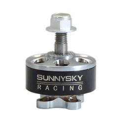 Sunnysky R2207 2207 Fırçasız Motor 2580KV 3-4S CCW - (RC Drone FPV Yarış İçin Kullanılabilir) - Thumbnail
