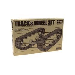 Tamiya Track and Wheel Set - Thumbnail