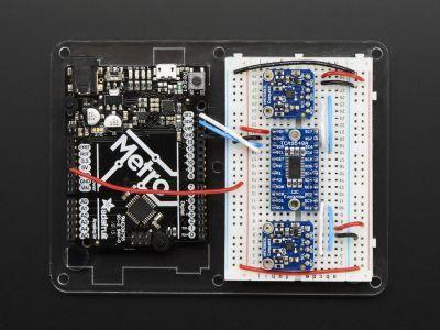 TCA9548A I2C Multiplexer (I2C Bağlantı Çoklayıcı)