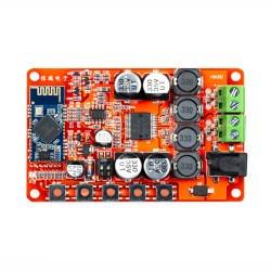 TDA7492P Kablosuz Hoparlör Alıcısı Amfi Devreli 2x25Watt Bluetooth 4.0 - Thumbnail