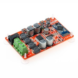 Robotistan - TDA7492P Wireless Bluetooth 4.0 Audio Recevier Amplifier Board 2x25Watt