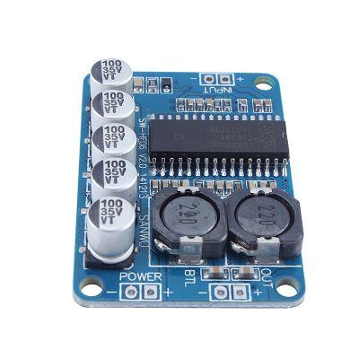 TDA8932 35 W Mono Amplifikatör Devresi