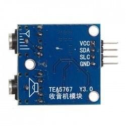 TEA5767 FM Stereo Radio Module - Thumbnail