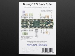 Teensy 3.5 without headers - Thumbnail