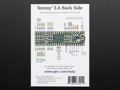Teensy 3.6