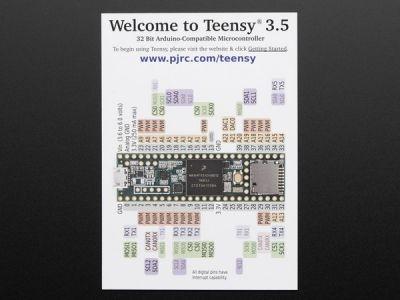Teensy 3.5