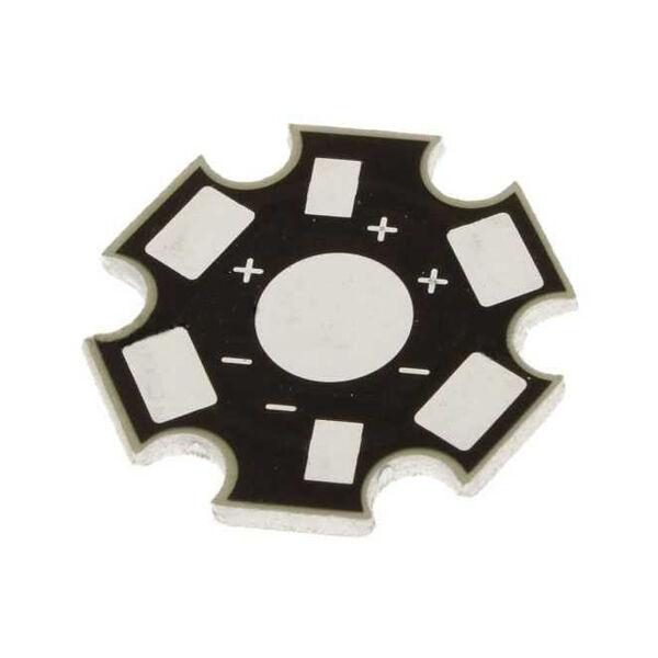 Tekli Yıldız Power Led PCB′si - Alüminyum