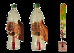 Fenset - Termometre ve Barometre Deney Seti