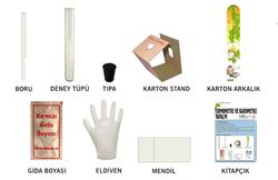 Termometre ve Barometre Deney Seti - Thumbnail