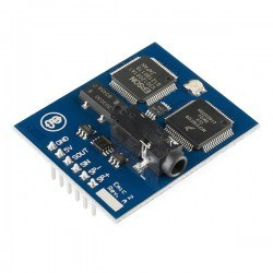 Sparkfun - Text-to-Speech Module - Emic 2