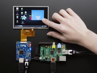 TFP401 40-pin Touch HDMI/DVI Decoder