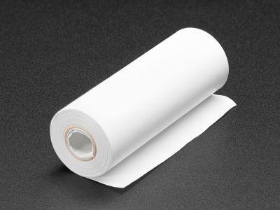Thermal Printer Paper - 5m Length, 57mm Width