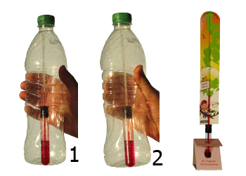 Thermometer and Barometer Experiment Set