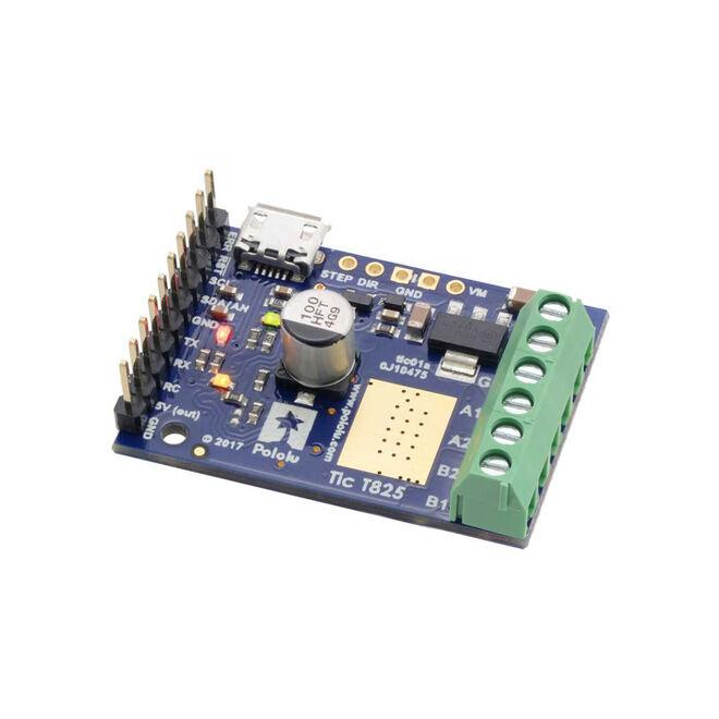 Tic T825 USB Multi-Interface Stepper Motor Controller