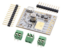 Tic T834 Step Motor Sürücü (PC-Serial-I2C-PWM-Analog) - Thumbnail