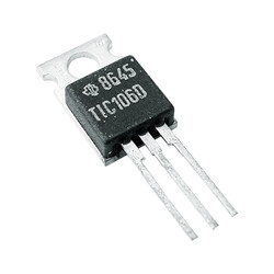 ST - TIC106D 3.2 A 400 V Tristör - TO-220