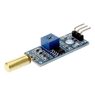 Tilt Sensör Kartı 3 Pin (Eğim Sensörü - Yatay)