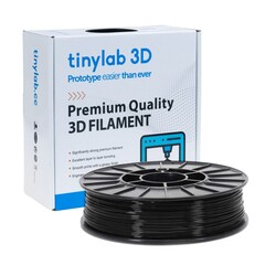 tinylab 3d - tinylab 3D 1.75 mm ABS Filament - Black
