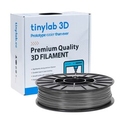 tinylab 3d - tinylab 3D 1.75 mm ABS Filament - Grey