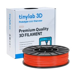 tinylab 3d - tinylab 3D 1.75 mm ABS Filament - Orange