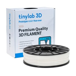 tinylab 3d - tinylab 3D 1.75 mm Cold White ABS Filament