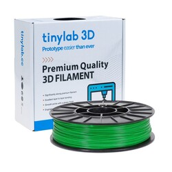 tinylab 3D 1.75 mm Peak Green PLA Filament - Thumbnail