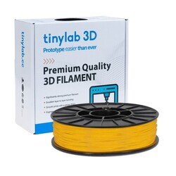 tinylab 3d - tinylab 3D 2.85 mm Yellow PLA Filament
