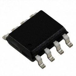 TI - TL082 - SO8 Entegre