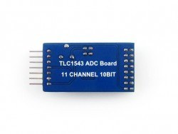 TLC1543 Analog-Digital Converter - Thumbnail