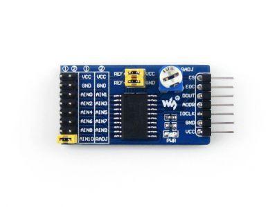 TLC1543 Analog-Dijital Dönüştürücü
