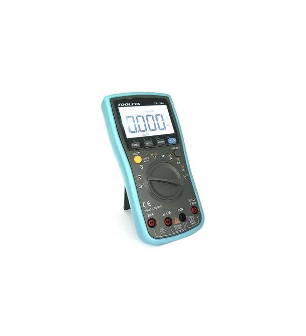 Toolfıx TF-17 Dijital Multimetre