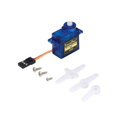 Tower Pro SG90 RC Mini (9gr) Servo Motor - Thumbnail