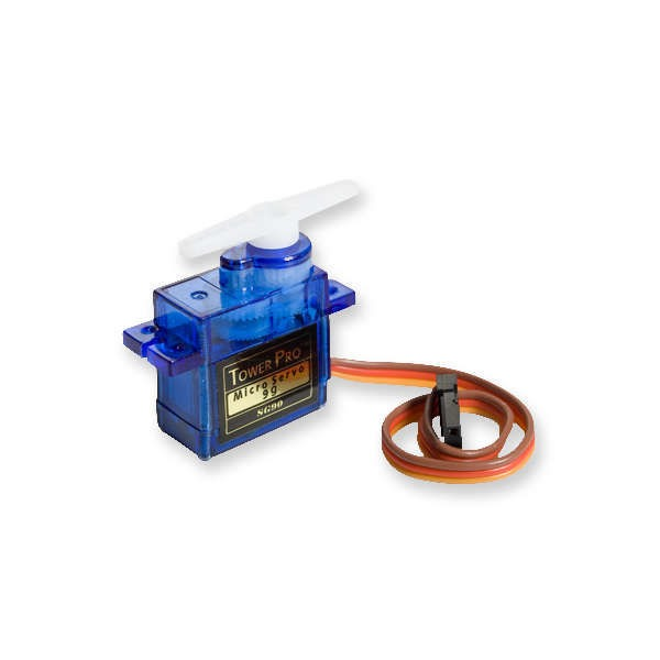 Tower Pro SG90 RC Mini Servo Motor