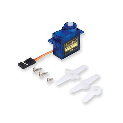 Tower Pro - Tower Pro SG90 Sürekli Dönebilen RC Mini (9gr) Servo Motor