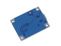 TP4056 5V 1A Lithium Battery Charger - Thumbnail