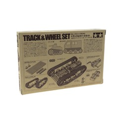 Track and Wheel Set - Palet ve Tekerlek Seti - PL-106 - Thumbnail