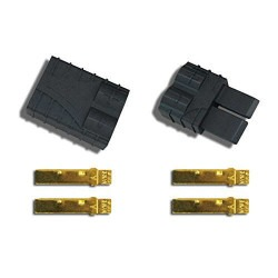 China - TRX Battery Connector Traxxas (Male-Female Set)