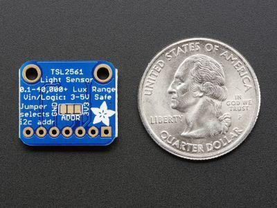 TSL2561 Digital Luminosity/Lux/Light Sensor