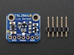 TSL2561 Dijital Parlaklık/Lux/Işık Sensör Kartı - Luminosity/Lux/Light Sensor - Thumbnail