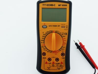 TT Technic MT 9500 Multimetre