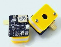 China - TTL UART Controlled Mini MP3 Player