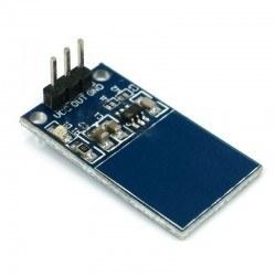 Robotistan - TTP223 Tekli Dokunmatik Anahtar- 1 Way Touch Switch