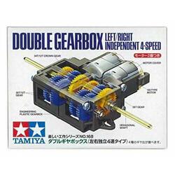 Tamiya - Double Gearbox Kit - Tamiya 70168