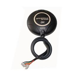 Ublox 6M GPS + Dahili Pusula (Pixhawk Uyumlu) - Thumbnail