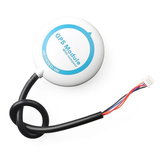 Ublox 6M Mini GPS (APM, Pixhawk,CC3D, Naze32 Uyumlu)