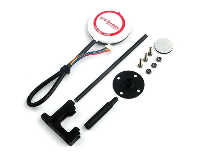 Ublox M8N GPS + Dahili IST8310 Pusula (Pixhawk Uyumlu)