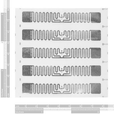 UHF RFID Etiket - 5'li Set